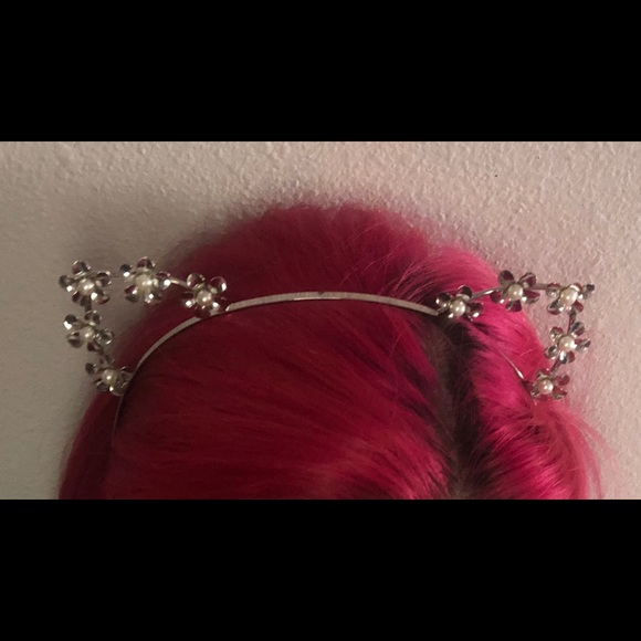 900d28e94dc6 Claire's Accessories | Cat Ears Headband Nwot | Poshmark